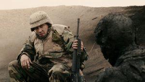Jarhead: Żołnierz piechoty morskiej [Jarhead] 2005, reż. Sam Mendes