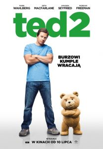 ted 2 (2015), plakat