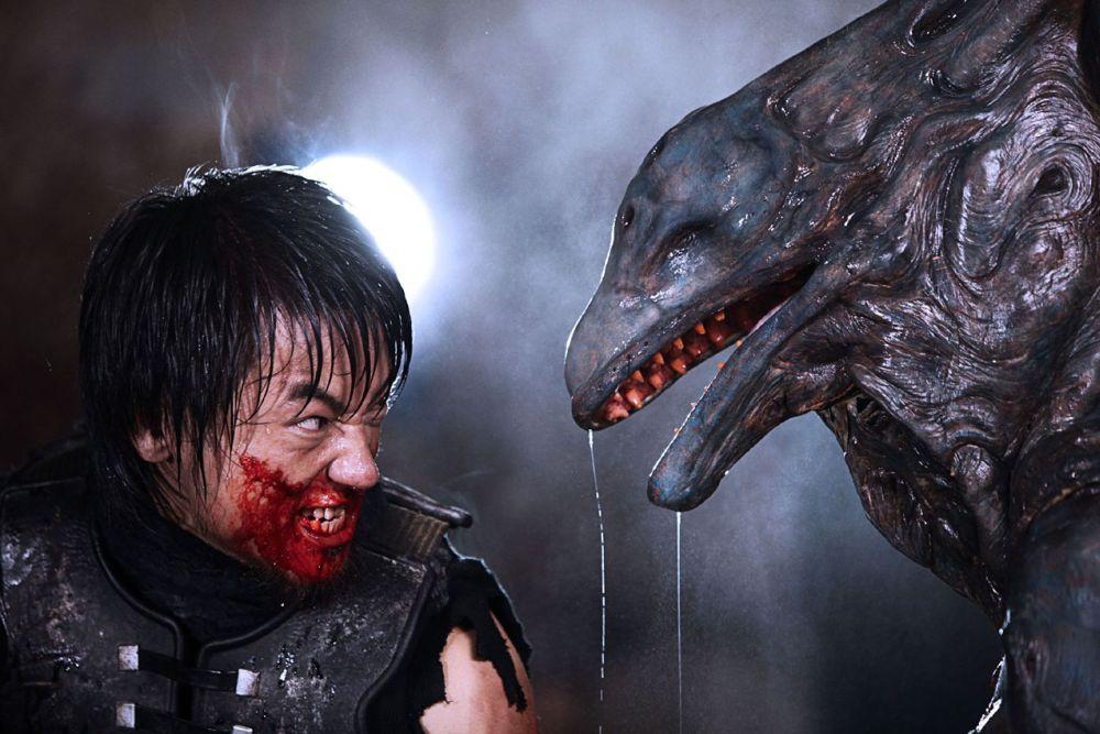 alien vs. ninja 2010