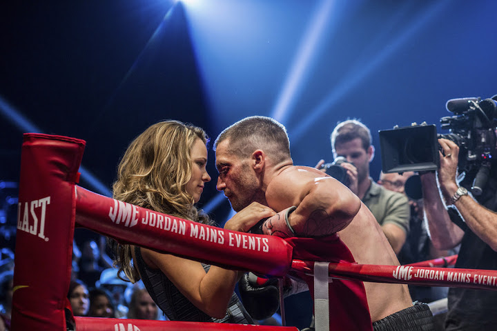 AMY MCADAMS and JAKE GYLLENHAAL star in SOUTHPAW