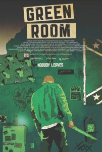 green room, rez. saulnier