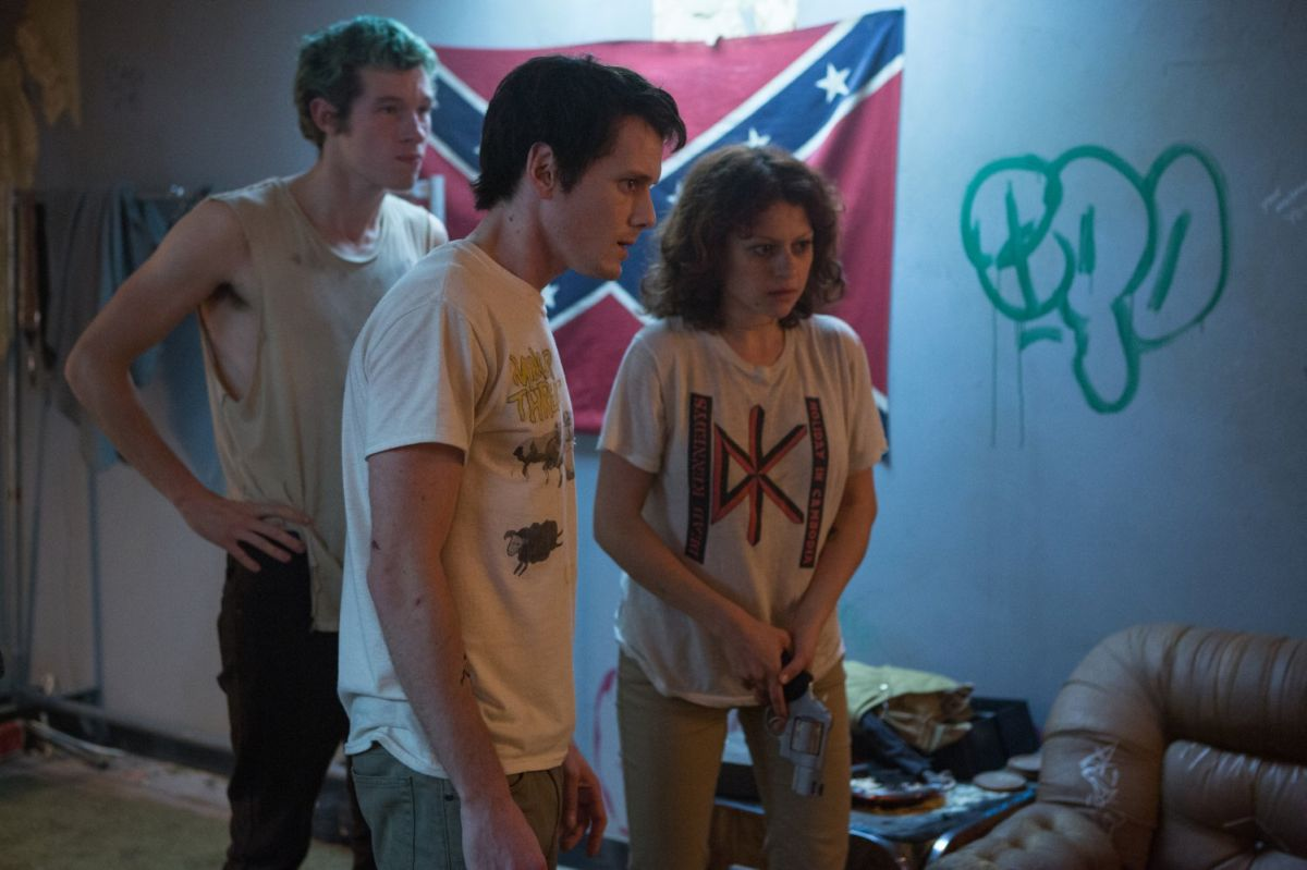 green room, yelchin