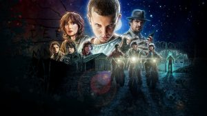 Stranger Things (2016) – sezon I