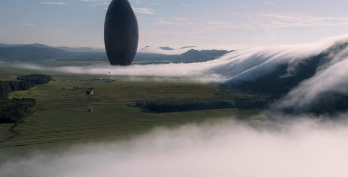 Nowy początek [Arrival] 2016, reż. Denis Villeneuve