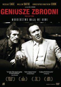 Geniusze zbrodni (2016)  plakat