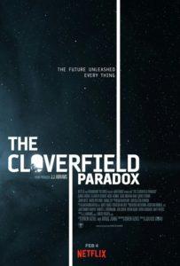 paradoks cloverfield plakat