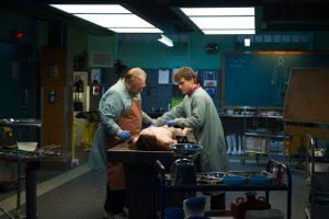 Autopsja Jane Doe [ The Autopsy of Jane Doe ] 2016, reż. André Øvredal
